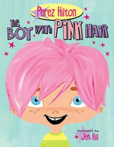 The Boy With The Pink Hair